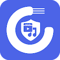 Media File Recovery: Recover Deleted Video & Audio icon