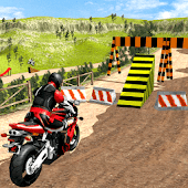 Mega Stunts:Mountain Bikers 3d