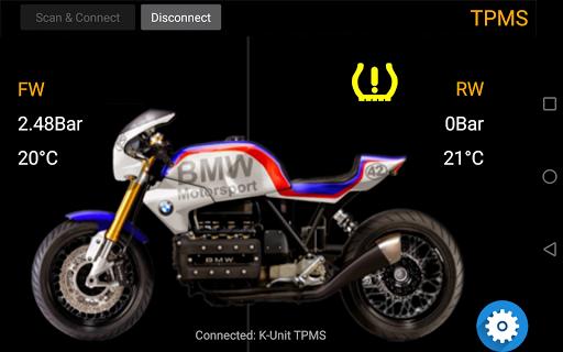 K-DASH BLE 2.0 1.9.3 screenshots 2