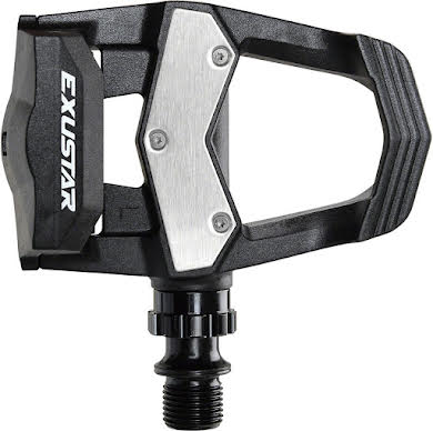"""Exustar E-PR73ST Delta Style Pedals- Single Sided Clipless, Thermoplastic, 9/16"""" alternate image 1"""