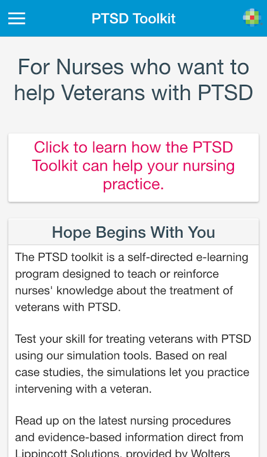 ptsd and veterans essay Veteran affairs and ptsd name: institution: veteran affairs and ptsd introduction posttraumatic stress disorder, or ptsd, refers to an anxiety disorder that can develop after an individual's exposure to traumatic events such as the threat of death, accidents, serious injury, or assault.
