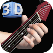Basic Guitar Chords 3D