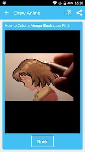 How to Draw Anime screenshot 3