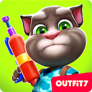 Game Talking Tom Camp apk for kindle fire