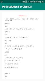 Math Solutions for PC-Windows 7,8,10 and Mac apk screenshot 4