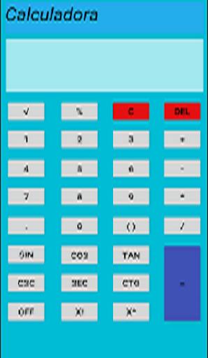 CalculadoraBlue60  screenshots 1
