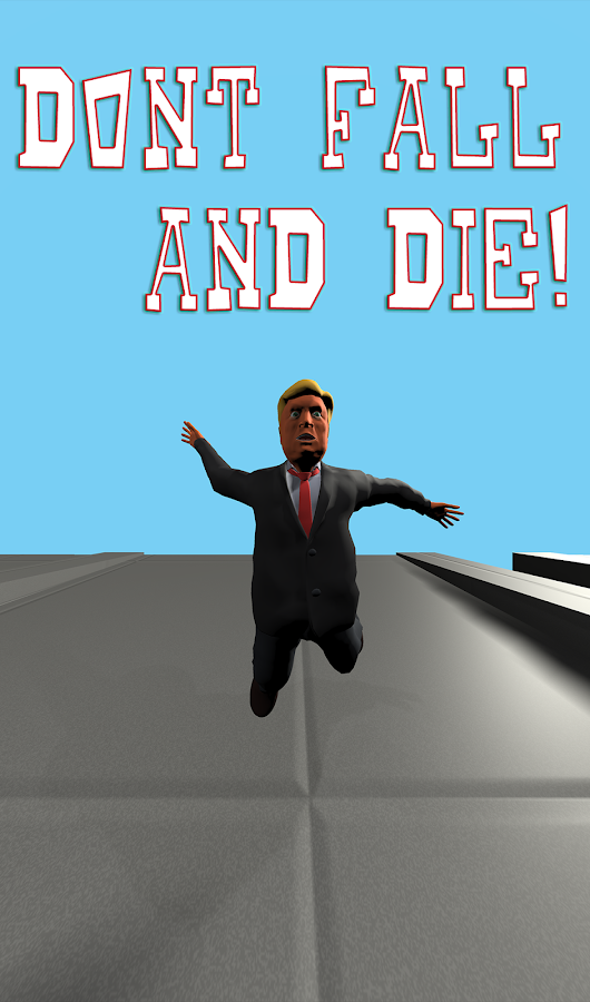 Trump Border Wall Run- screenshot