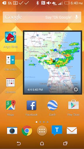 Weather Radar Widget screenshot 5