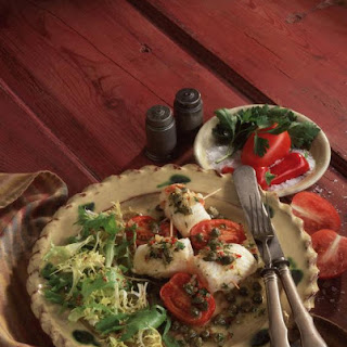 Sole with Tomatoes and Capers