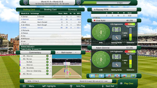 Cricket Captain 2019 0.51 screenshots 16