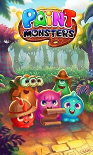 Paint Monsters imagem 5