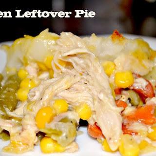 Leftover Chicken Healthy Recipes.