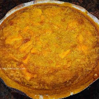 Mango Custard Cake