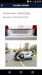 Accident Informer- screenshot thumbnail