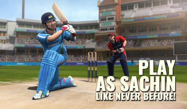 SACHIN чемпіонів Saga Cricket APK screenshot thumbnail 15