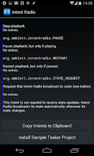 Intent Radio – Apps on Google Play