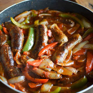 Sausage Sandwich With Onions And Peppers Recipes