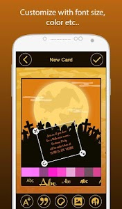 Halloween Party Invitation v1.0.2
