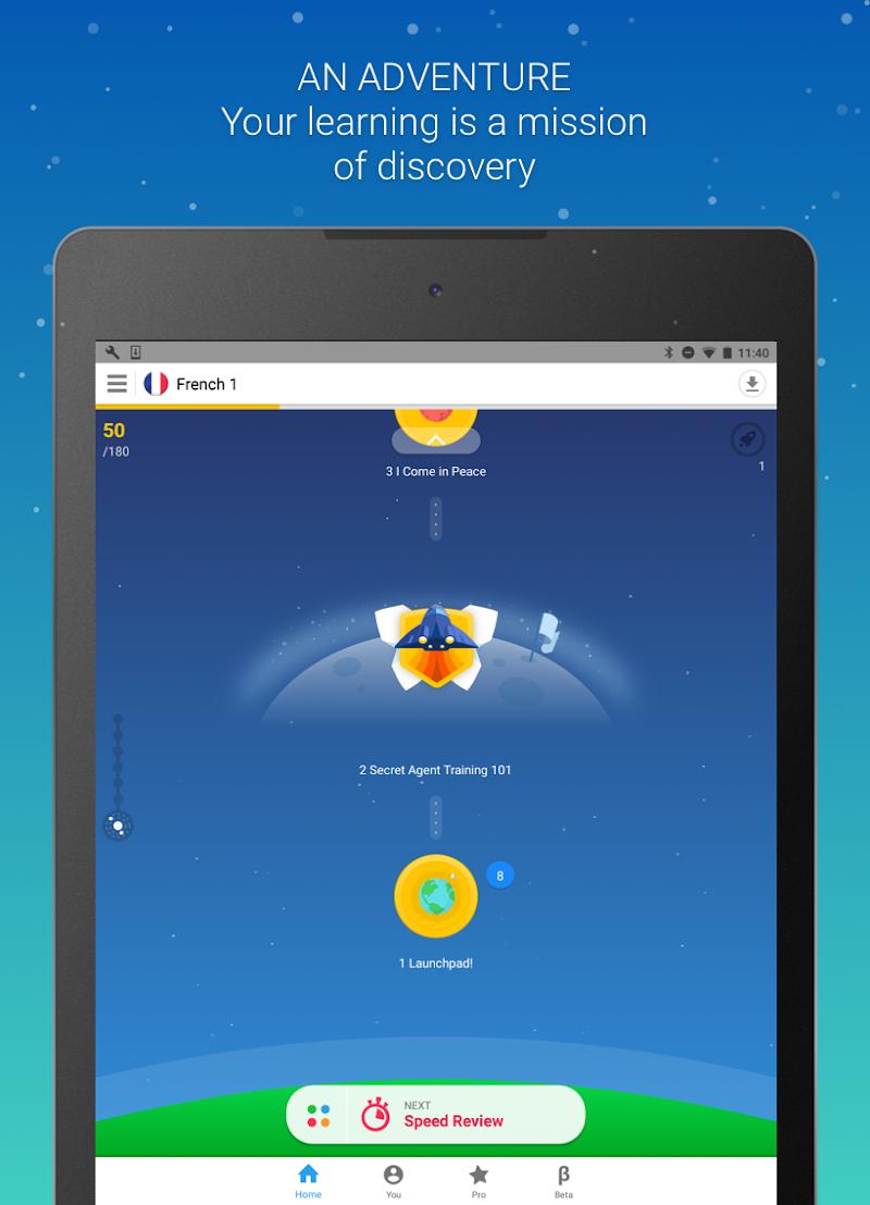 Memrise: Learn New Languages, Grammar & Vocabulary Screenshot 7