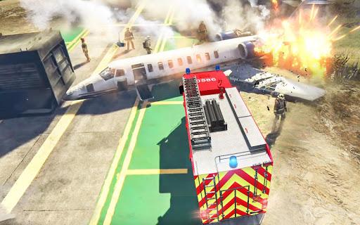 FireFighter Truck Driver Apk by PlayTown Games - wikiapk com
