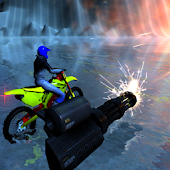 Motocross Machine Gun