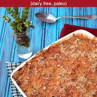 Paleo Chicken Parmesan Bake
