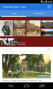 Great Barrington Tours- screenshot thumbnail