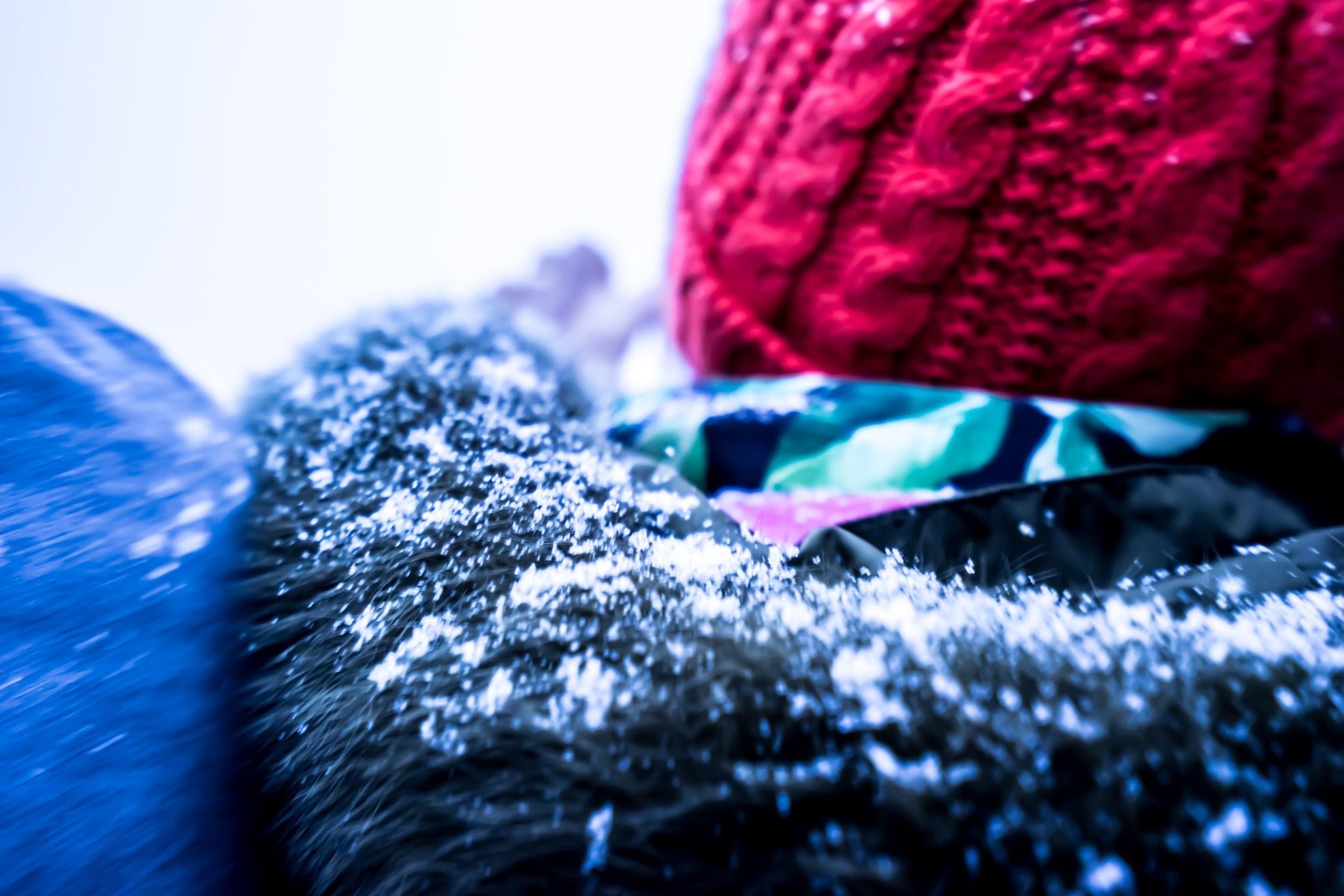 函館山 展望台 雪2