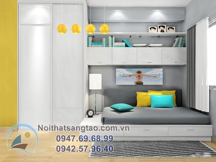 thiết kế chung cư Sông Hồng Parkview