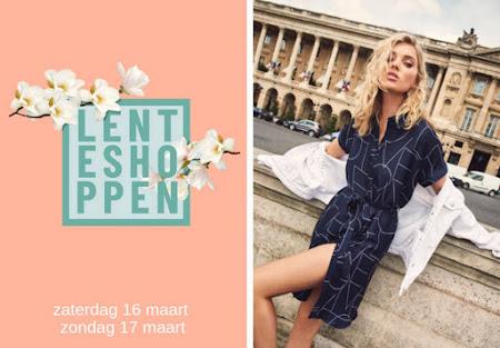 Lenteshopping in Lier & Mechelen