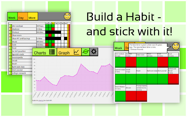 Habivator - build a habit!