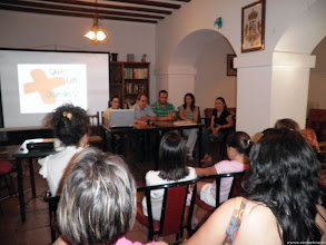 """Photo: Presentación del programa """"Mas que un Juego 2010"""""""
