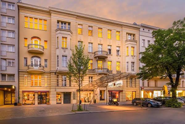 Novum Hotel Gates Berlin Charlottenburg