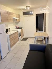 Appartement 2 pièces 27,46 m2