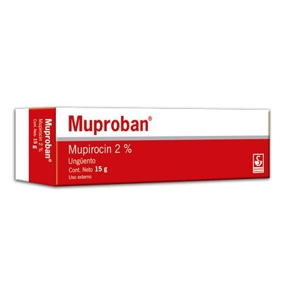 Mupirocin Muproban 2% 15G Ungüento Meyer