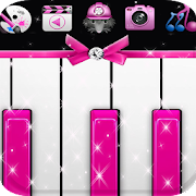 Game Pink Piano Tiles Magic Music Whit Go. APK for Windows Phone