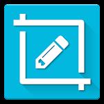 Screenshot & Photo Draw, Crop Icon