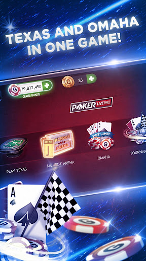 Poker Texas Holdem Live Pro  gameplay | by HackJr.Pw 3