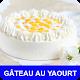 Download Gâteau au yaourt avec calories recettes français. For PC Windows and Mac