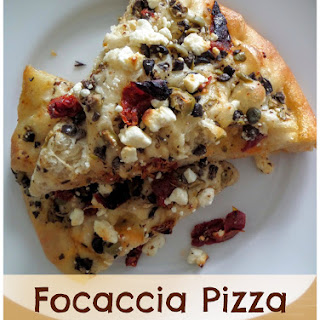 Focaccia Pizza Recipe