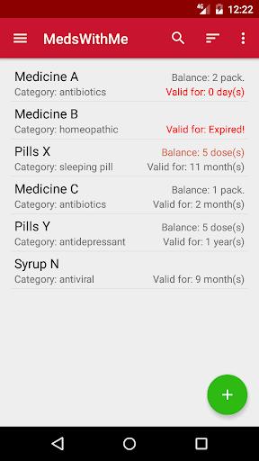 MedsWithMe 1.15.1 screenshots 2
