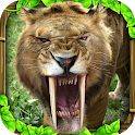 Sabertooth Tiger Simulator icon