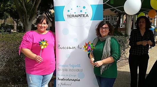 Pioneras en Almería en aplicar la 'teatroterapia'