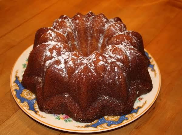 Kentucky Butter Cake Recipe