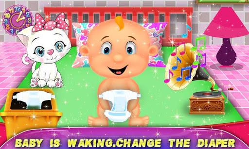 Virtual Newborn Baby Care: Babysitter Daycare Game 1.0 screenshots 5