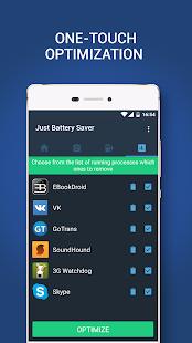 Just Battery Saver- screenshot thumbnail