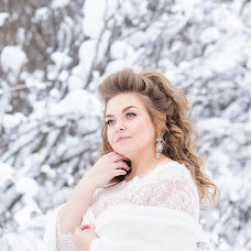 Wedding photographer Anastasiya Ladygina (Sciurus). Photo of 18.01.2018