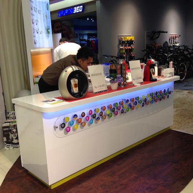 Dolce Gusto Nescafe Cafe