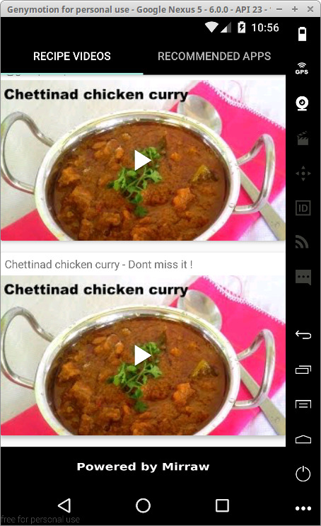 Chettinad chicken recipes android apps on google play chettinad chicken recipes screenshot forumfinder Image collections