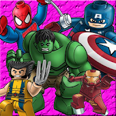 The Super Hero Puzzle